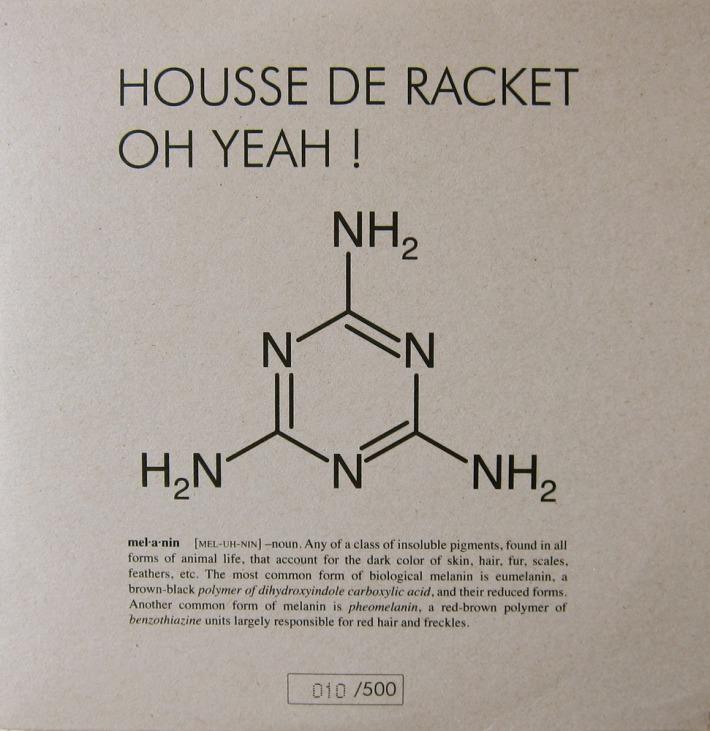 Housse de Racket – Oh Yeah