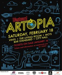 2012-02-18 - Artopia Denver - Golden Triangle - Denver, Colorado - Saturday, February 18, 2012 (Front)