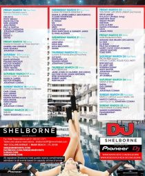 Shelborne South Beach - WMC 2012