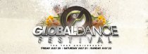 Global Dance Festival 2012 // 10 Year Anniversary // Red Rocks // July 20-22, 2012