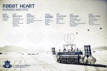Robot Heart // Burning Man 2012
