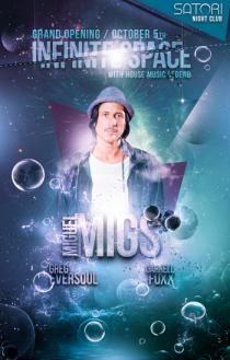 LifeMusicFun.com (Denver): Satori Night Club Grand Opening w/ Miguel Migs // 940 Lincoln St., Denver, Colorado 80203 // Friday, October 5, 2012