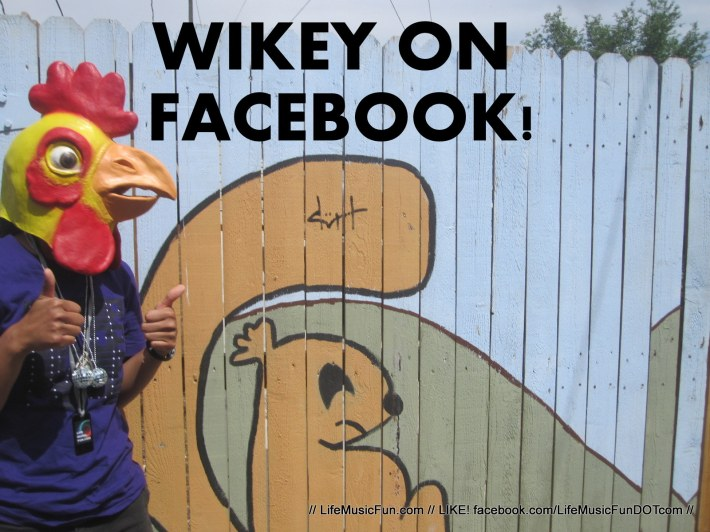 Chicken Wikey on Facebook