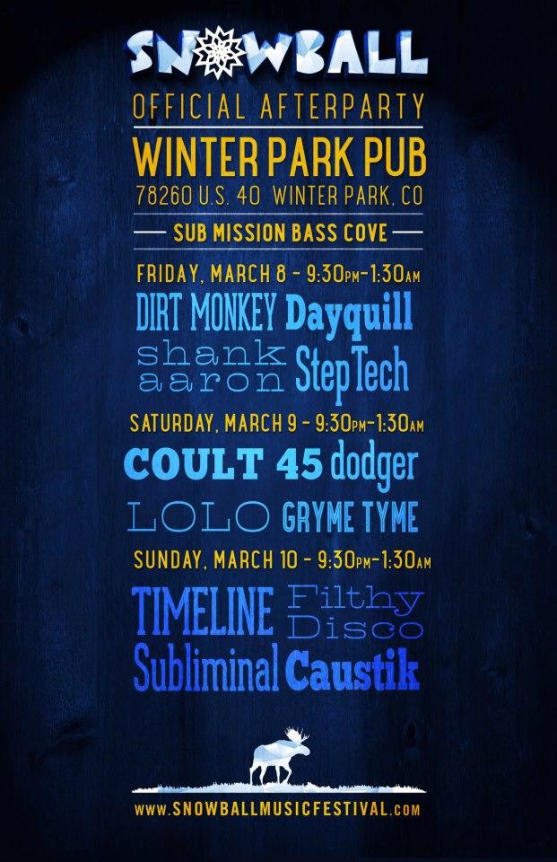 Winter Park Pub