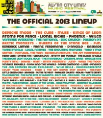 ACL Music Festival / Austin City Limits 2013 | Austin, Texas | October 4-6