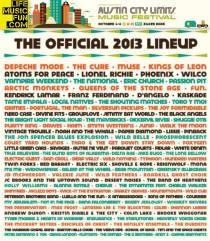 ACL Music Festival / Austin City Limits 2013 | Austin, Texas | October 4-6