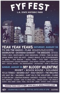 FYF Festival 2013
