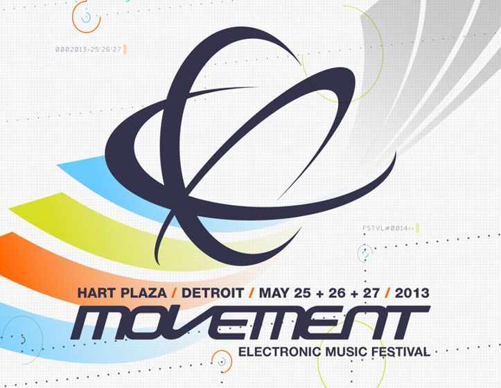 Movement Electronic Music Festival Movement Electronic Music