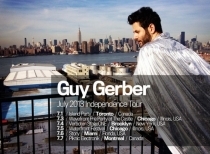 Guy Gerber Independence Tour