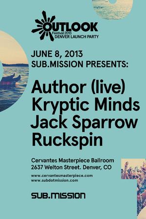 Outlook Denver Launch Flyer