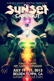 Sunset Campout 2013
