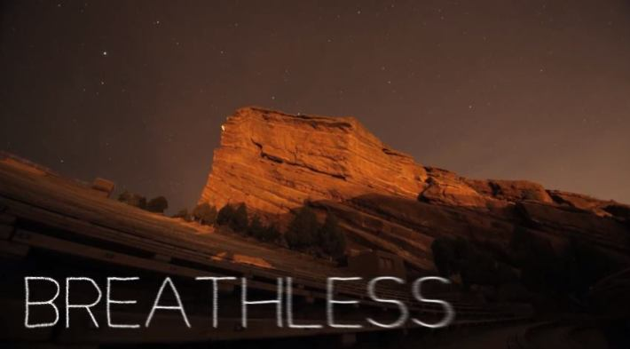 Breathless - Red Rocks