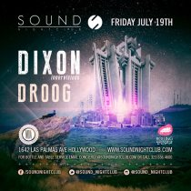 Dixon - Sound Nightclub