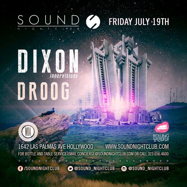 Dixon - Sound Nightclub