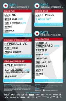 Great American Techno Festival 2013 GATF