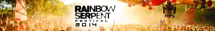 Rainbow Serpent 2014 Header