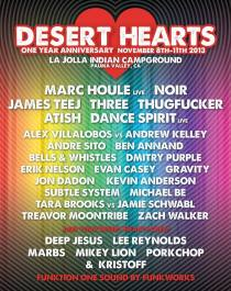 Desert Hearts 1 Year