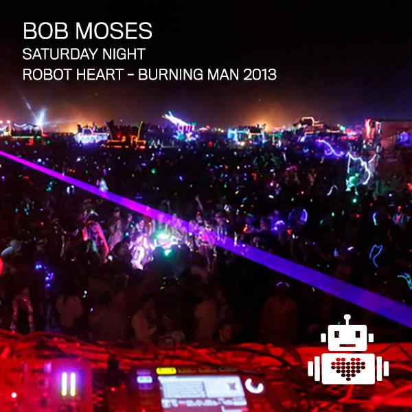 Bob Moses - Robot Heart