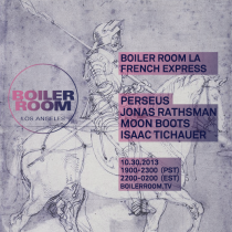 Boiler Room - French Express Takeover