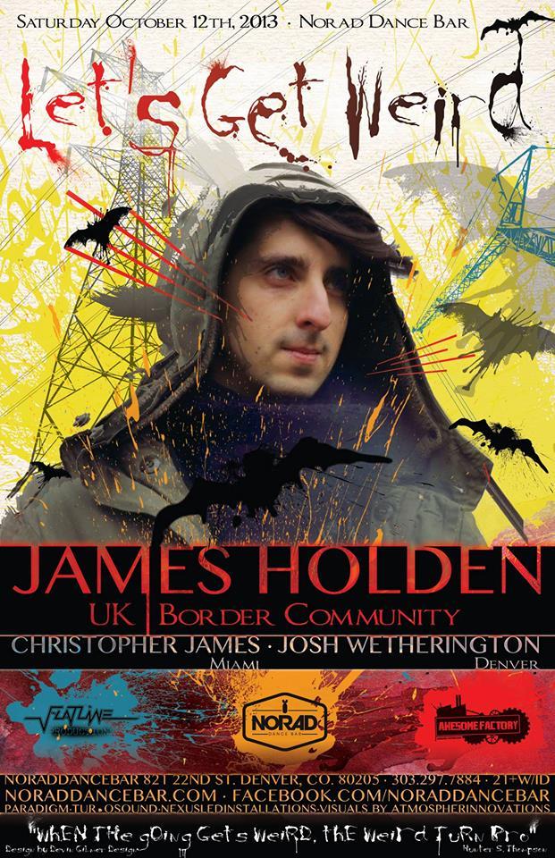 James Holden - Norad