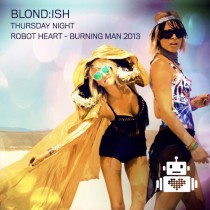Blondish - Thursday