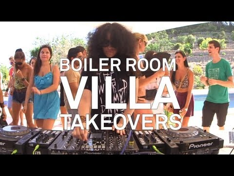Nicole Moudaber | Boiler Room | Ibiza Villa Takeovers