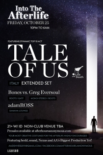 Into the Afterlife: Tale of Us | Afterhours Anonymous