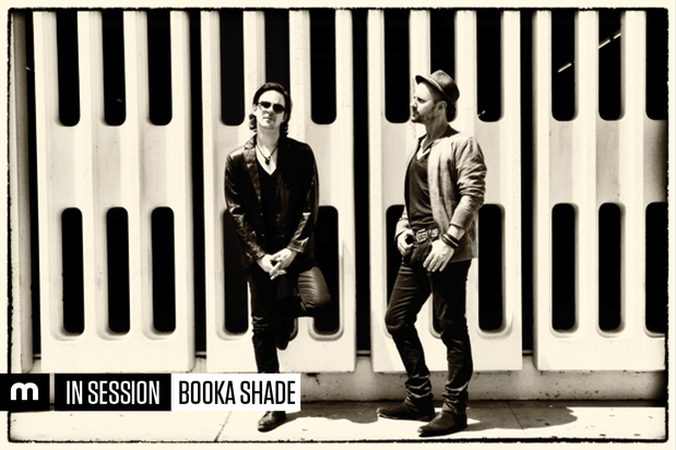 Booka Shade - In Session - Mixmag