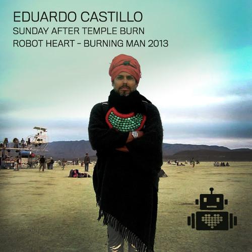 Eduardo Castillo | Robot Heart | Burning Man 2013
