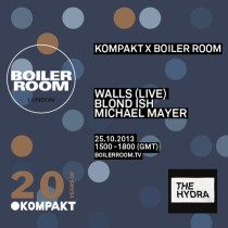 Kompakt Boiler Room