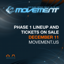 Movement Phase 1 Lineup, Tickets