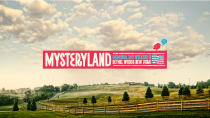 Mysteryland Cover