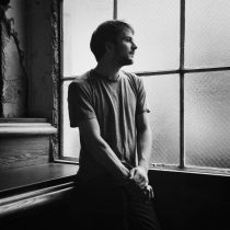 Nils Frahm photo by Michael O'Neal