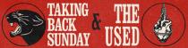 Taking Back Sunday The Used Tour 2014