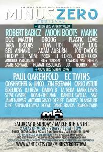 Minus Zero Festival 2014
