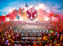 TomorrowWorld 2014 | Chattahoochee Hills (Near Atlanta), Georgia | September 26-28