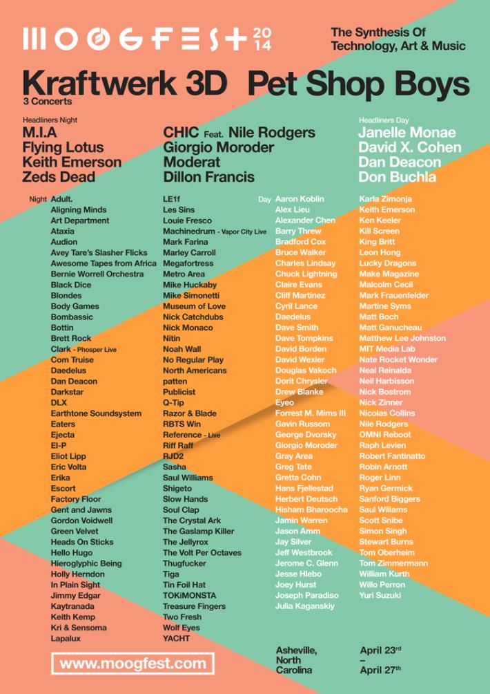 Moogfest 2014 1