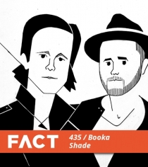 Booka Shade FACT Mix April 2014
