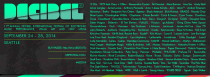 Decibel Festival Facebook Cover Updated September 15, 2014