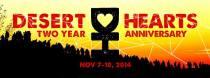 Desert Hearts 2 Year Anniversary Festival