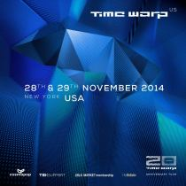 Time Warp USA November 28 and 29