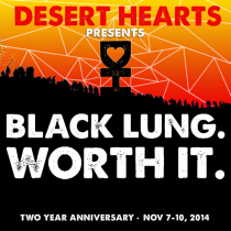 Desert Hearts Black Lung Worth It Meme