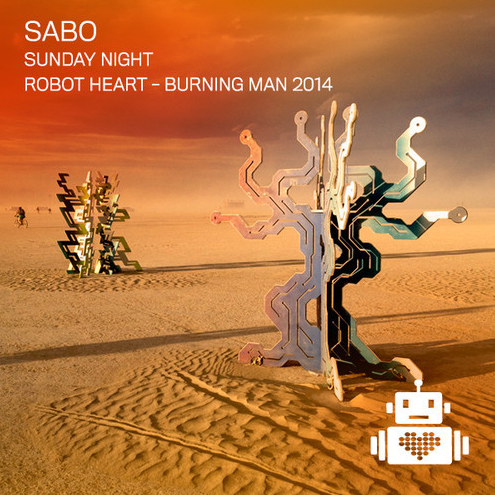 Sabo | Robot Heart Burning Man 2014