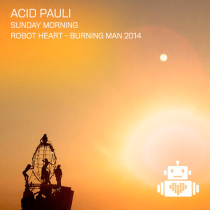 Acid Pauli | Robot Heart | Burning Man 2014