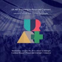 UR Art | Playa del Carmen | Canibal Royal | WED JAN 7