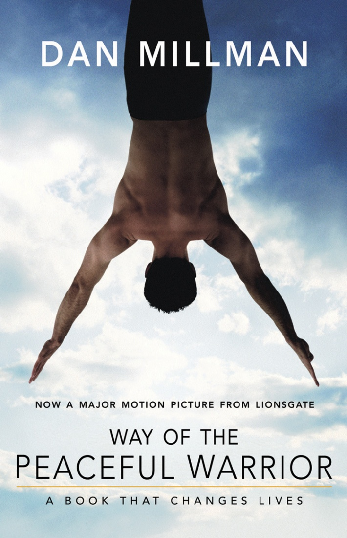 Dan Millman Way of the Peaceful Warrior Book Cover