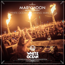 Marymoon - White Ocean - Burning Man 2015