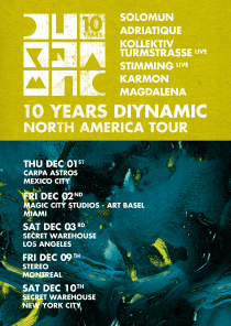 10-years-diynamic-north-american-tour